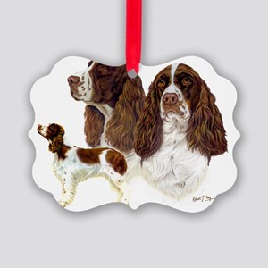 Eng Springers Picture Ornament