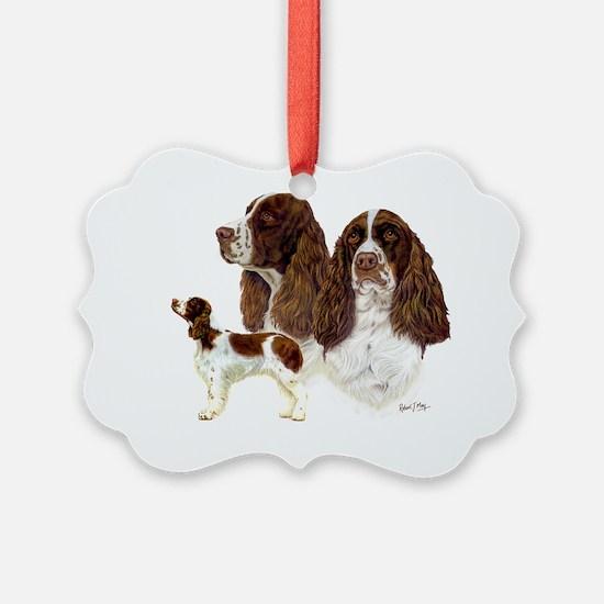 Eng Springers Ornament