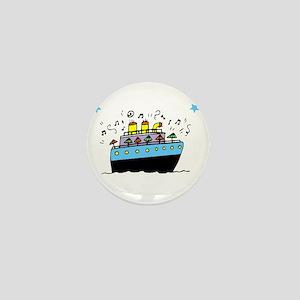 Love Cruising -dk Mini Button