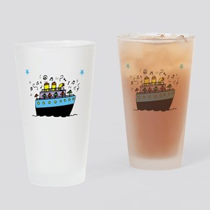 Love Cruising -dk Drinking Glass