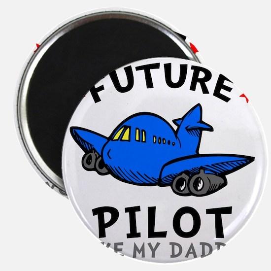 Pilot Daddy Magnet