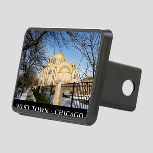 1DS2-2327-POSTER Rectangular Hitch Cover