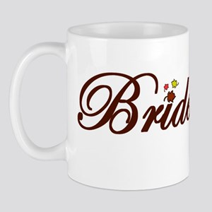 Autumn Bridesmaid Mug