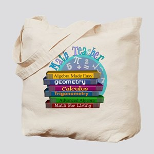 Math Teacher new 2011 Tote Bag
