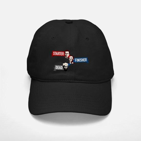 bush-obama-osama Baseball Hat