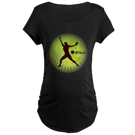 Fastpitch Softball Icatch Manicotto Lungo Maglietta MYFscnLaw