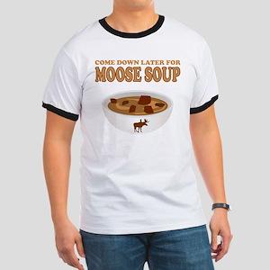 I love Moose Soup T-Shirt