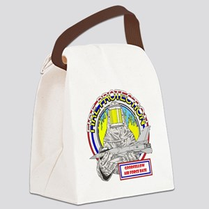 FIRE PROTECTION - GOOD FELLOW  AF Canvas Lunch Bag