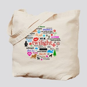 Twi Mem Circle Tote Bag