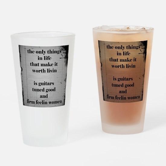 waylon_lukenbach copy Drinking Glass