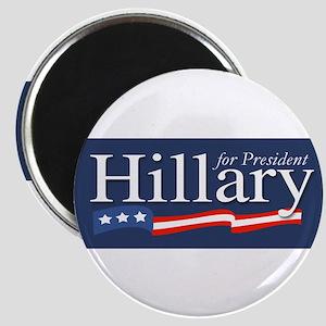 Hillary for President Poster Magnet
