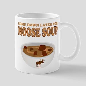 I love Moose Soup Mugs
