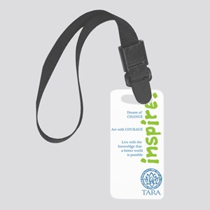 InspireTextColor Small Luggage Tag