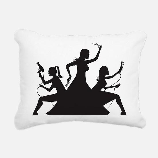 charlies shirt Rectangular Canvas Pillow