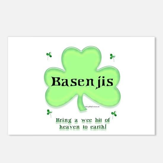 Basenji Heaven Postcards (Package of 8)