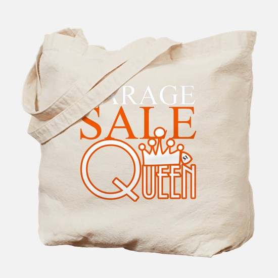 G_SALE_QUEEN Tote Bag