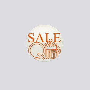G_SALE_QUEEN Mini Button