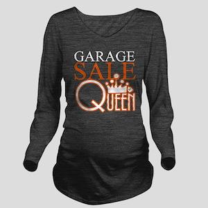 G_SALE_QUEEN Long Sleeve Maternity T-Shirt