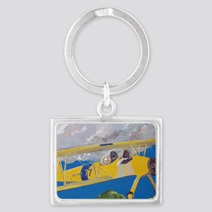 flight crew4x6 Landscape Keychain