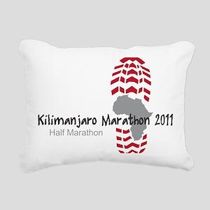 Kilimanjaro Rectangular Canvas Pillow