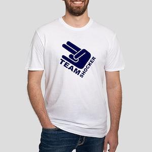 Team Shocker Fitted T-Shirt