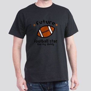 Football Dad Dark T-Shirt