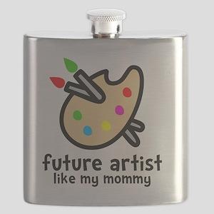 Artist Mom Flask