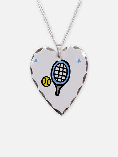 Tennis Bro -dk Necklace