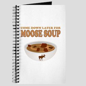 I love Moose Soup Journal