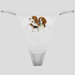 Beagle Multi Classic Thong