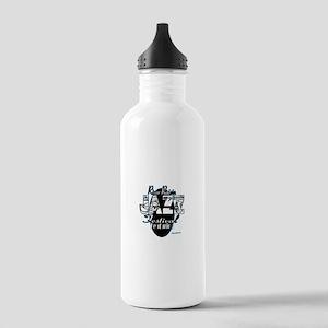 Collozh shirt-1 copy Water Bottle