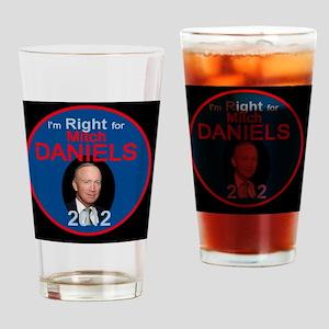 Daniels 2012 Drinking Glass
