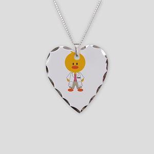 RegisteredDietitianChickDkT Necklace Heart Charm