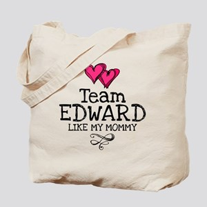 Lovez Edward Tote Bag