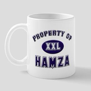 Property of hamza Mug