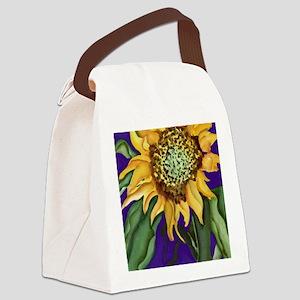 sunflow2800er Canvas Lunch Bag