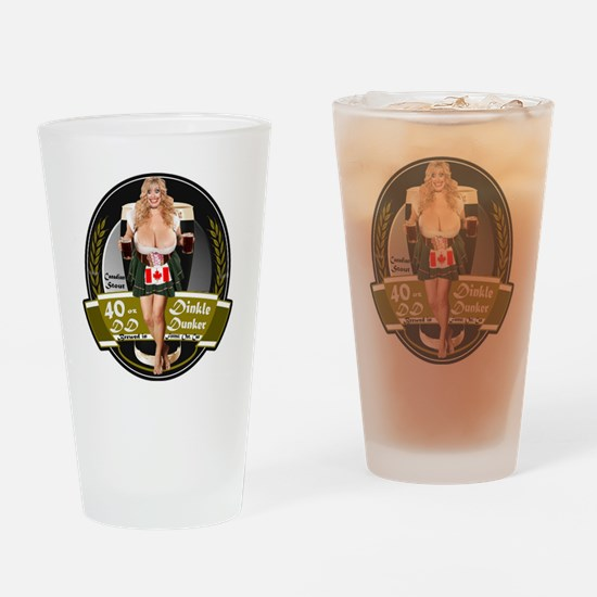 dinkledunker Drinking Glass