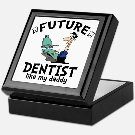 Dentist Dad Keepsake Box