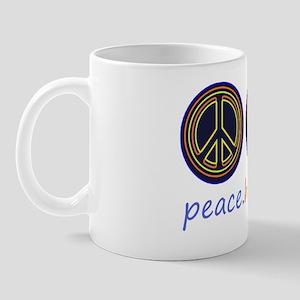 peace_heart_mopar Mug
