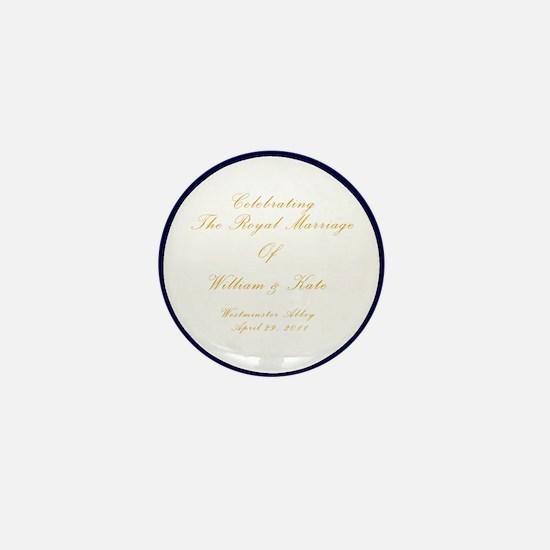 royal-plate2 Mini Button