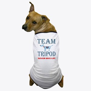 Tripod, Dog T-Shirt