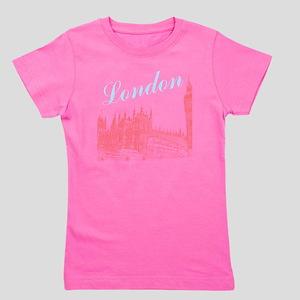 London_10x10_apparel_BigBen_LightBlueRe Girl's Tee