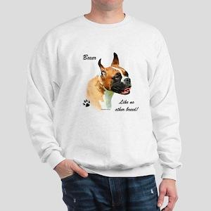 Boxer Breed Sweatshirt