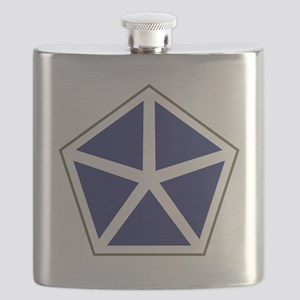 V Corps Flask