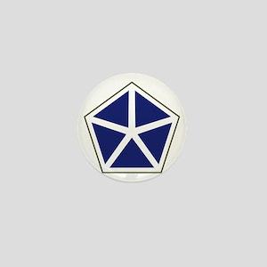 V Corps Mini Button
