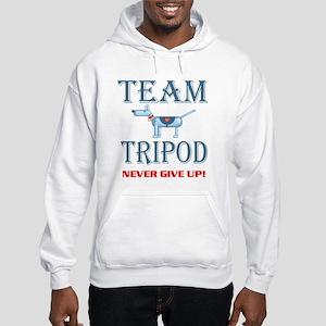 Tripod, Hooded Sweatshirt