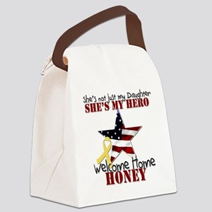T1_Daughter Canvas Lunch Bag