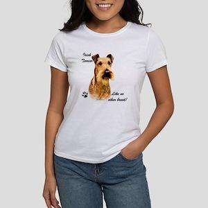 Irish Terrier Breed Women's T-Shirt