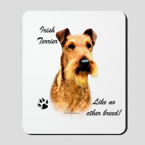 Irish Terrier Breed Mousepad