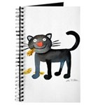 Naughty Pussy Cat Journal